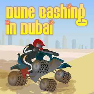 Image Dune Bashing In Dubai