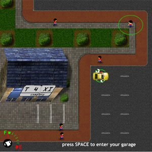 Image Sim Taxi
